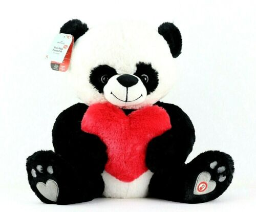 Hallmark Bear Hugs Panda Cub Musical Stuffed Animal - 11""