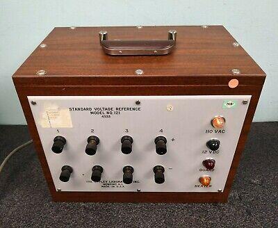 Eppley Laboratory Standard Voltage Reference No. 121 C1035