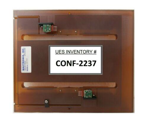 Mactronix UJ2-825 Wafer Backgrind Platform Cassette EU-PLT-910405U94 New Surplus
