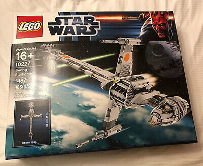 LEGO Star Wars B-Wing Starfighter (10227) UCS Perfect brand new in sealed box