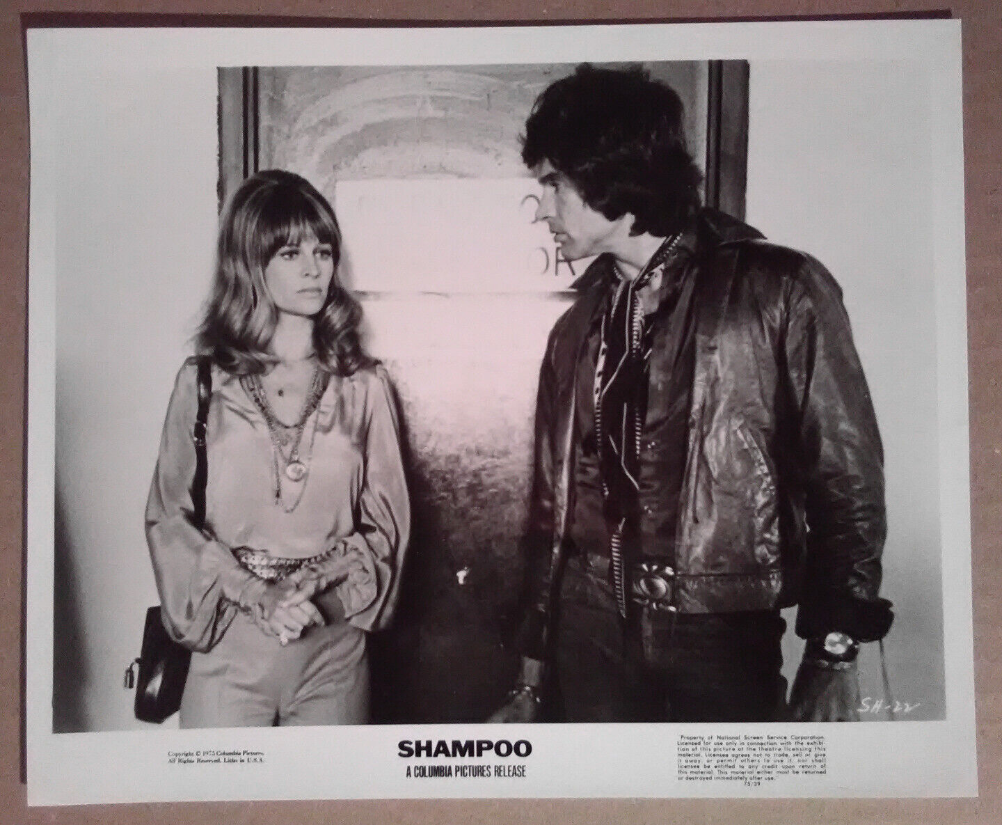 8x10 Photo SHAMPOO 1975 Warren Beatty Julie Christie - $6.50