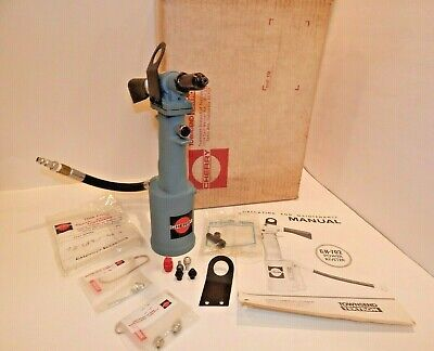 Gh702 Cherry Riveter W H702 Pneumatic 8 Extra Tipsbits Newtested