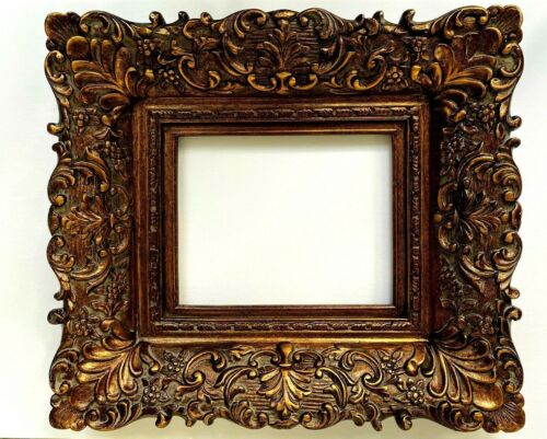 WOOD FRAME FOR PAINTINGS 8 in x10 in