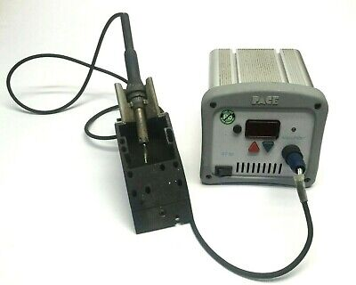 Pace 7008-0291-01 Soldering Station Iron St 50 120v 50-60hz 80w