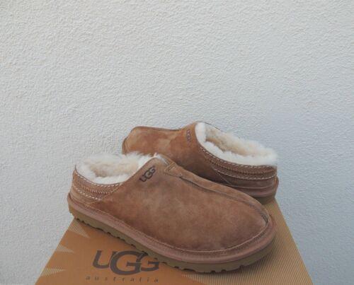 UGG Men's Neuman Clog, Chestnut, 10 US/10 M US 3234