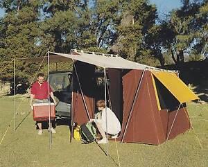 """VAN TENT """"Van Tent"""" Sunshine Leisure brand tent Batemans Bay Eurobodalla Area Preview"""