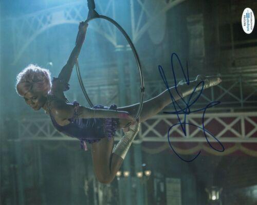 Zendaya Greatest Showman Autographed Signed 8x10 Photo ACOA E9L
