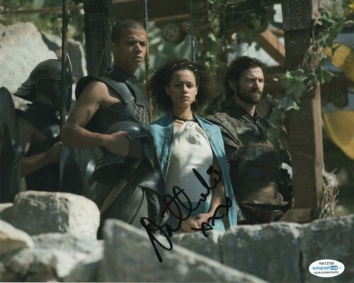 Nathalie Emmanuel Game of Thrones Autographed Signed 8x10 Photo ACOA