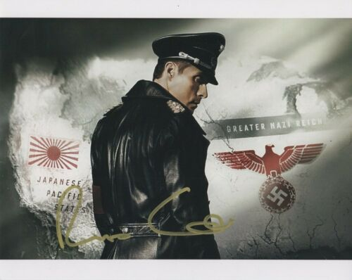 Rufus Sewell Man in the High Castle Autographed Signed 8x10 Photo COA 2020-1