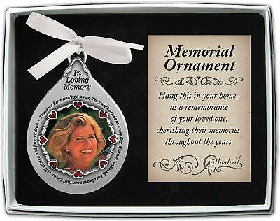 In Loving Memory Ornaments (In Loving Memory Those We Love Photo Memorial Ornament)