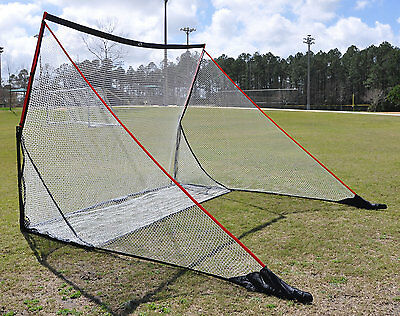 Optum Home Golf Net Driving Range with Ball Return