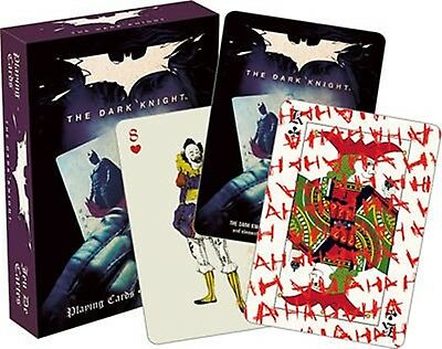 Batman The Dark Knight set of 52 playing cards + jokers (nm)