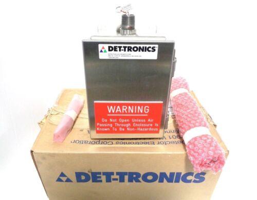 Det-Tronics Q811 Combustible Gas Detection Duct Mount Enclosure w/ Sensor