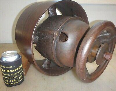 12 Inch Clutch Pulley Associated Style Fits 1-1516 Shaft Hit And Miss Engine