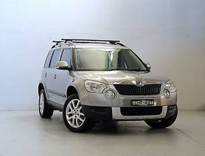 2012 Skoda Yeti Wagon 4x4 DIESEL 6 Speed Wickham Newcastle Area Preview