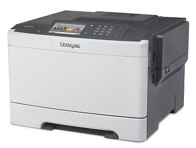 LEXMARK CS517de Farblaserdrucker A4 Drucker Duplex - leichter Verpackungsschaden
