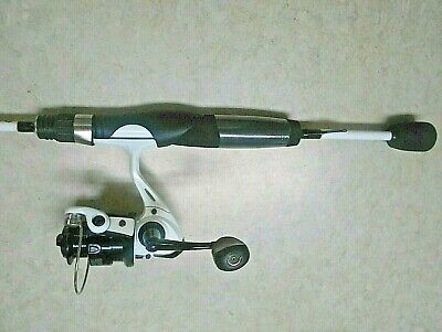 "Quantum Genex Composite Fishing Rod Reel Combo 5/'6/"" Light GENX562L"