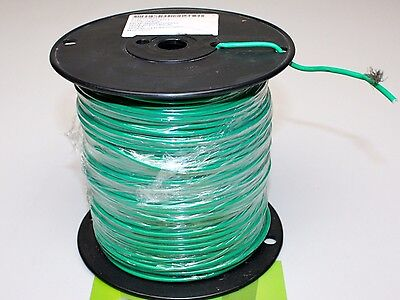 Green 500 12 Awg 65 Strand Military Grade Copper Wire 12 Gauge M76mwpc1265a5