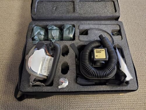 3M™ Tight-Fitting Powered Air Purifying Respirator (PAPR) system w/ Facepiece