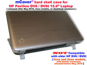 NEW mCover® HARD Shell Cover CASE for 15.6
