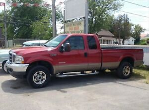 2003 Ford F-250 SD Lariat   Long Bed