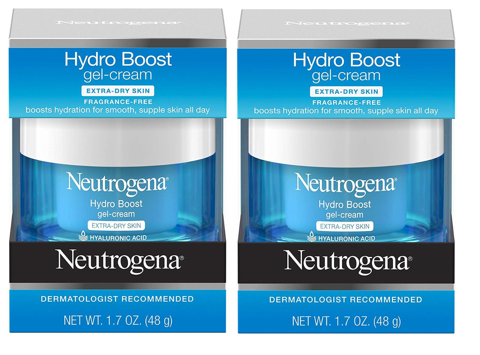 Neutrogena Hydro Boost Hyaluronic Acid Hydrating Face Moistu