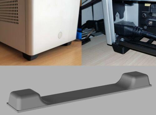 Louqe Ghost S1 Feet - 3D printed better design