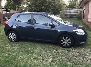 2007 Toyota Corolla Hatchback Dandenong North Greater Dandenong Preview