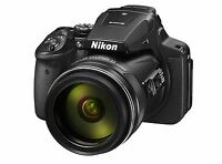 Nikon Coolpix P900 Macchina Fotografica Digitale P 900 Nero Nuovo - nikon - ebay.it