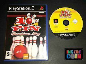 JUEGO-10-PIN-CHAMPIONS-ALLEY-PAL-UK-PLAYSTATION-2-PS2-PS3