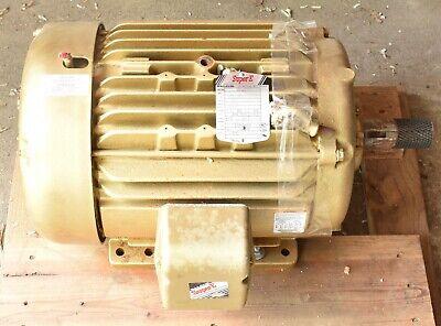 Baldor Super E Motor Em2333t 15hp