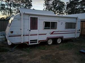 19' Regent Grand Tourer Pop Top Dual Axle Caravan Kallaroo Joondalup Area Preview