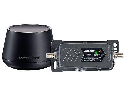 Channel Master Amplify TV Antenna Preamplifier & Stream+ OTA DVR Bundle