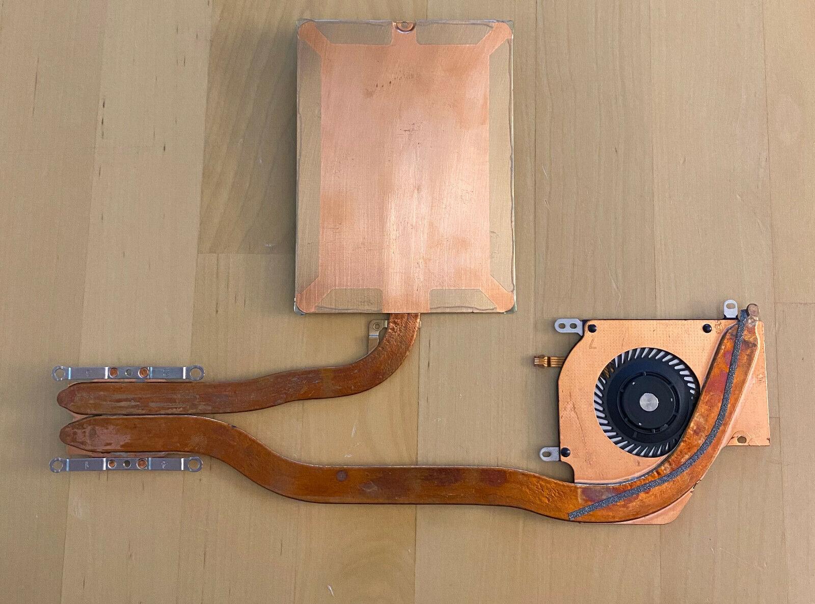 Microsoft surface pro 4 1724 - radiateur + ventilateur nidec - cc131k06