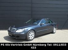 Mercedes-Benz S 600 L Werkspanzerung B6/B7 FACELIFT guard