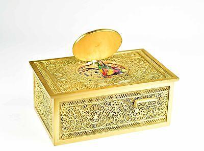 Uhrmacher Karl Griesbaum Singvogelautomat Spieluhr automaton bird music box