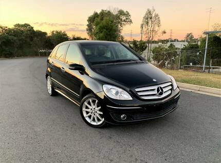 2008 Mercedes-Benz B180 CDI Automatic Hatchback Darra Brisbane South West Preview