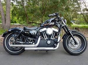 Harley Davidson Sportster 48 Ryde Ryde Area Preview