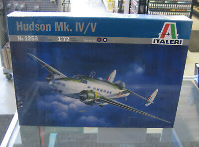 Italeri 1/72 Hudson MK.IV/V 1253 SEALED