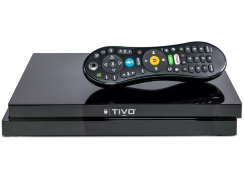 TiVo EDGE DVR Streaming Media Player for Antenna 2 Tuners 500GB Storage RD6F50 R