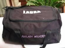 Wildcats Netball Club - Gym/ball Bag - training gear/uniform Glandore Marion Area Preview