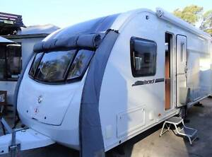 USED Swift Explorer 584 Caravan 2015 Erina Gosford Area Preview