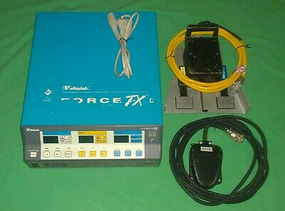 Valleylab Electrosurgical Generator Force W Footswitch 3009