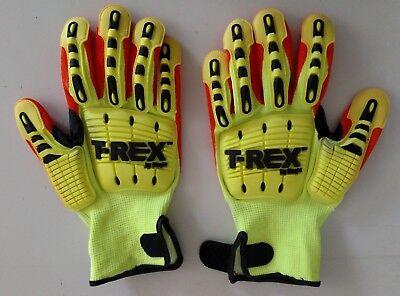 Magid T-REX 500 Series Heavy Duty Work Gloves Cut Resistant Free Shipping !!!  - T Rex Gloves