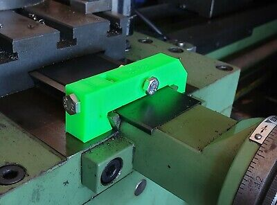 Free Shipping Emco Maximat Super 11 Compact Lathe Cross Thread Cutting Stop