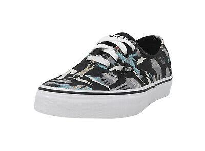 VANS Authentic Star Wars Black Canvas Lace Up Fashion Sneakers Adult Men Shoes - Adult Star Wars Shoes