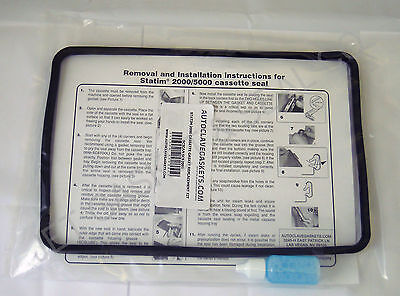SciCan Statim 2000 Cassette Seal Gasket Replacement Kit on Rummage