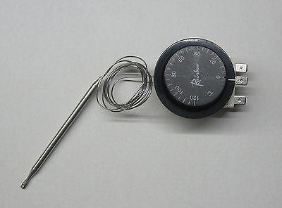Schalt - Thermoschalter für Spal Lüfter stufenlos einstellbar 0°C bis 120°C