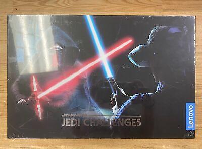 Lenovo Star Wars Jedi Challeneges - Black - Brand New