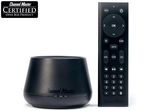 Channel Master Stream+ OTA DVR Android Streaming Media Player Antenna CM-7600